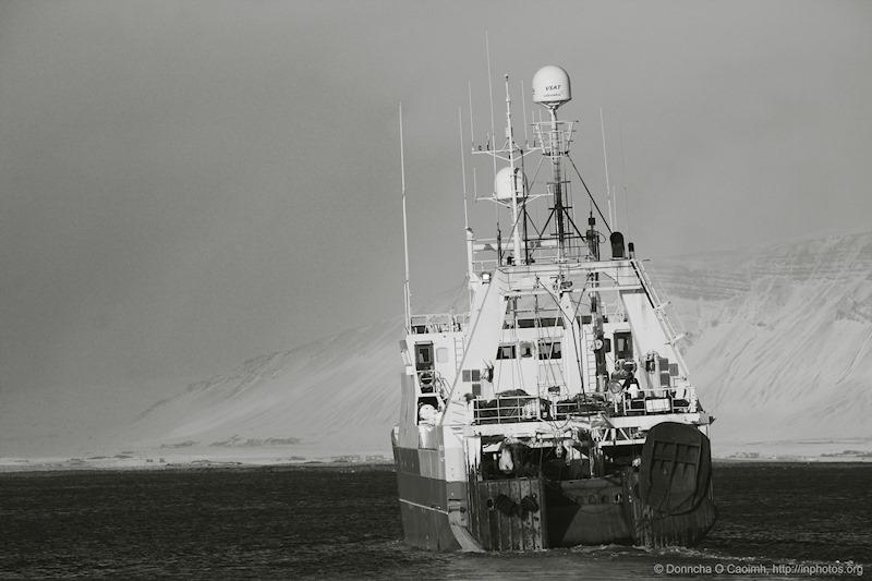 Reykjavik Trawler