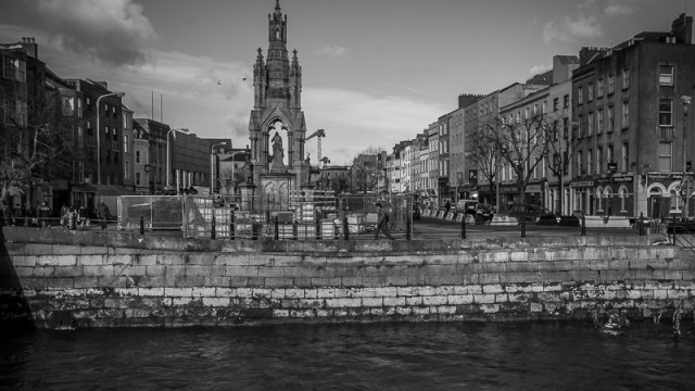 The Construction of The Grand Parade Cork