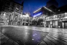Paul Street in Lights