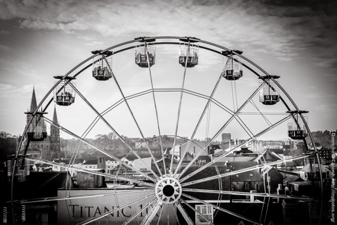Equal to the Ferris Wheel