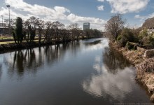 River Lee from Daly's Bridge