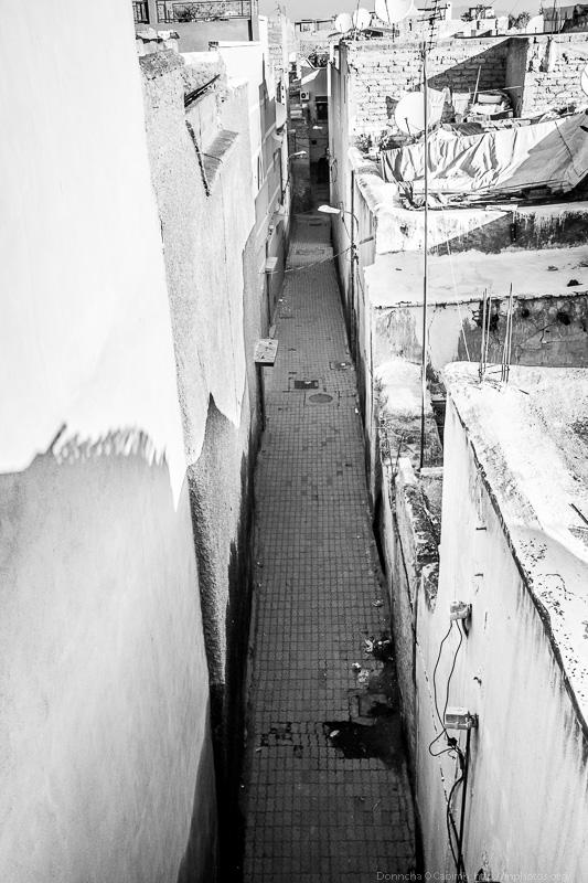 Moroccan Alleyway