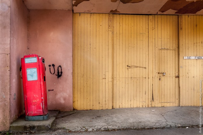 Old Garage in Clonakilty