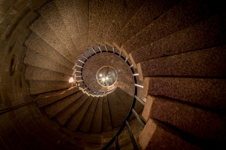 Spiral to the Outside