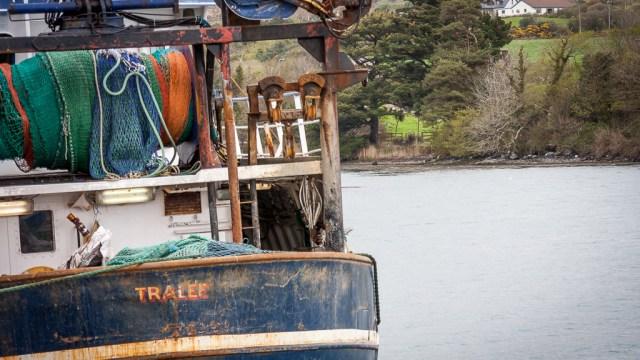 Castletownbere Boat