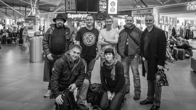 Cork Street Photographers go to London