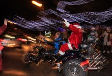 When Santa came to Blarney