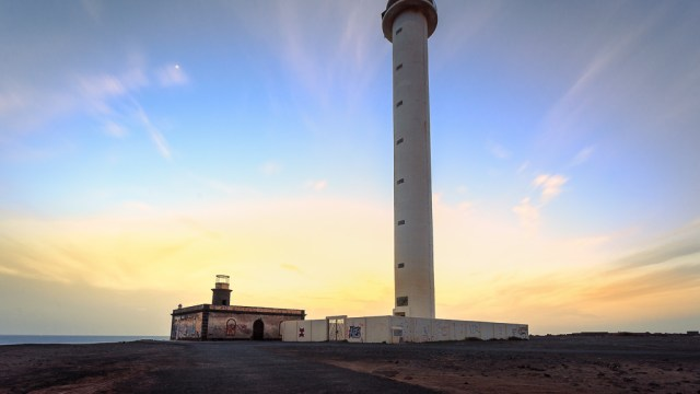 Pechiguera Lighthouse