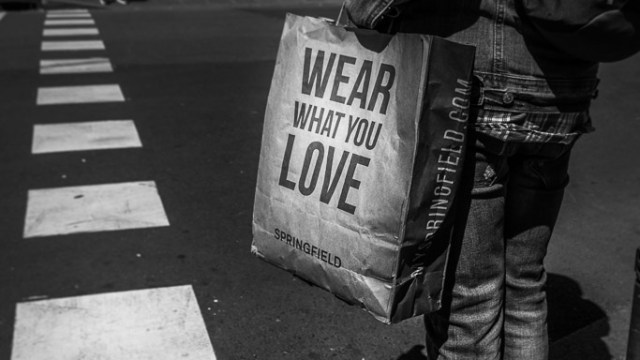 Wear what you love