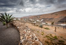 The hills of Lanzarote