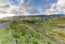 The Road to Glencolmcille