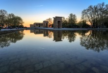 Reflections of the Temple