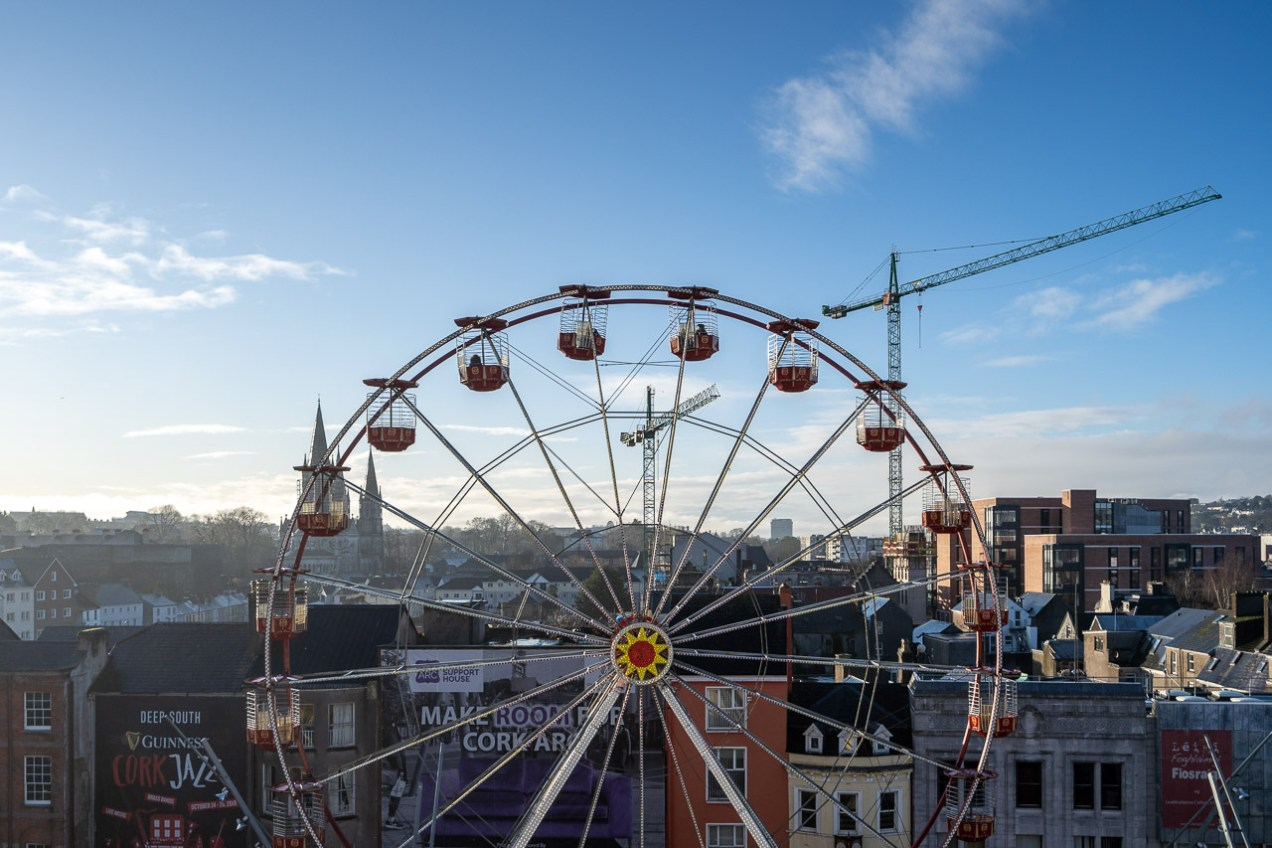 The Ferris Wheel in Cork