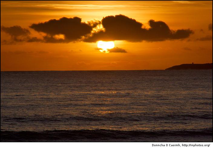 The Sun sets on 2007