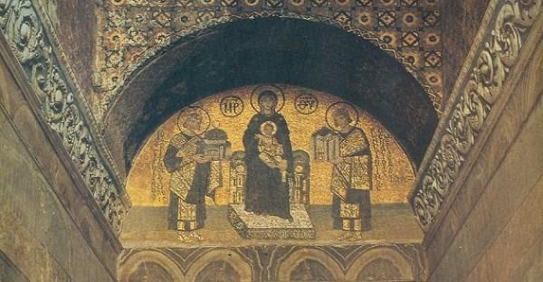 Agia Sofia esoteriko