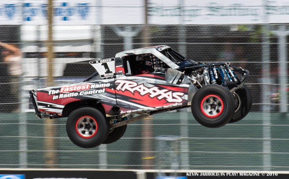 LEAR CORP SPONSORS STADIUM SUPER TRUCK WITH DRIVER ARIE LUYENDYK JR. AT THE CHEVROLET DETROIT GRAND PRIX PRESENTED BY LEAR