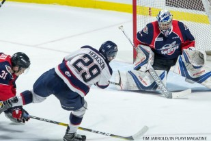 Spitfires vs Saginaw Spirit 14