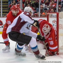 Red Wings vs Avalanche 10