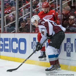 Red Wings vs Avalanche 11