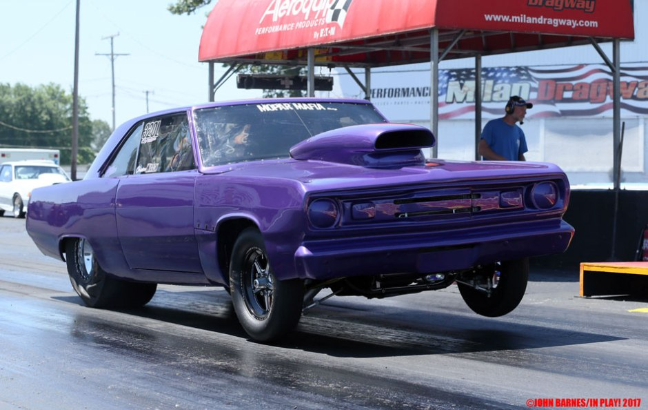 Milan Dragway June 11 - Fleet Doctor Bracket Race