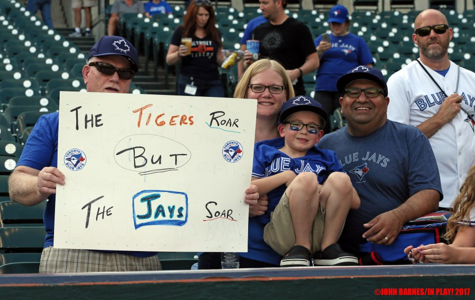 Detroit Tigers vs Blue Jays July 14