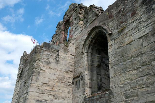 Tutbury_Castle_Ruins