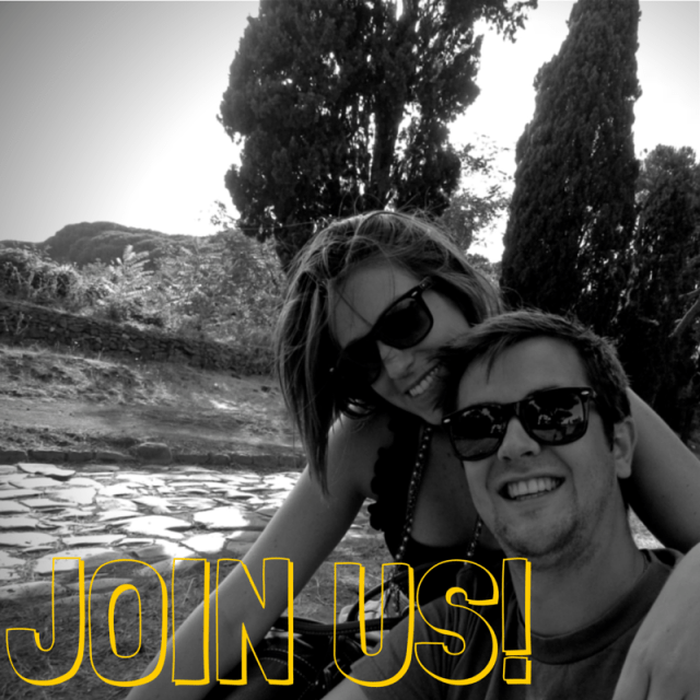 Join us and follow along with our adventures.  #IPoARTW