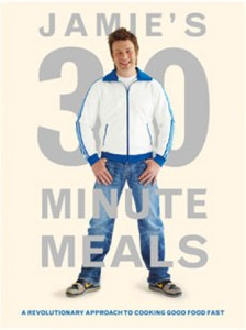 Jamie's 30 minute meals by Jamie Oliver
