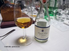 Tokaji, dessert and wine matching at Leiths School of Food and Wine