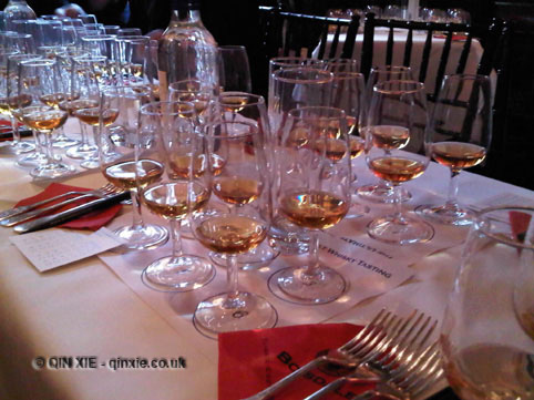 Whisky at Boisdale