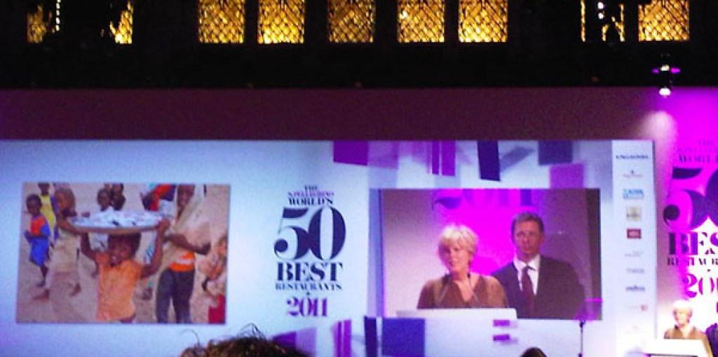 World's 50 Best Awards