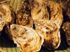 Oyster at Patara, Greek Street