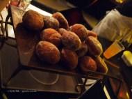 Hawksmoor doughnuts at The Long Table