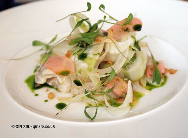 Ceviche by Asia de Cuba, St Martin's Lane Hotel, Preview