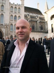 Alex Mead, Food and Travel, at the World's 50 Best Restaurants 2012