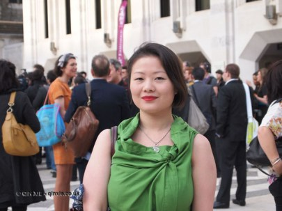 Qin Xie at the World's 50 Best Restaurants 2012