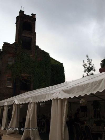 Marque, British night, Global Feast 2012