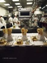 Mini pan bagna, 25th Anniversary Celebration Menu at Alain Ducasse's Le Louis XV in Monte Carlo, Monaco