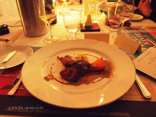 Pays d'Oc IGP wine tasting dinner
