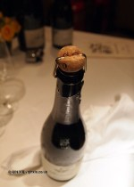 Bottle top, Nino Franco at Babbo, Mayfair