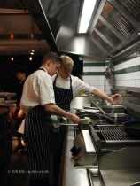 Chefs, Bubbledogs Kitchen Table, Fitzrovia