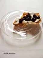 Chicken – skin, rosemary mascapone, bacon jam, Bubbledogs Kitchen Table, Fitzrovia