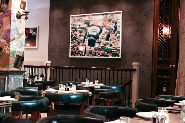 Aurelia, Mayfair, Review