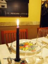Candle, Locanda Manthone, Abruzzo
