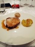 Chicken cooked in wine, Villa Majella, Abruzzo