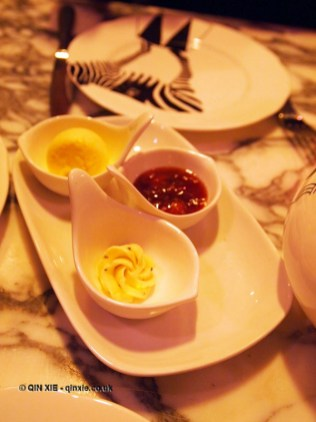 Jam and cream, Mad Hatters Tea Party, Sanderson