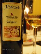 Moscatello, Locanda Manthone, Abruzzo