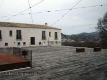 Outside Ristorante Reale, Abruzzo