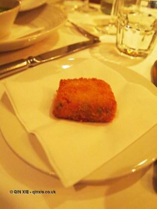 Croquette, Sonny's Kitchen, Barnes
