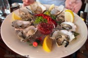 Oyster platter, Catch by Simonis, The Hague
